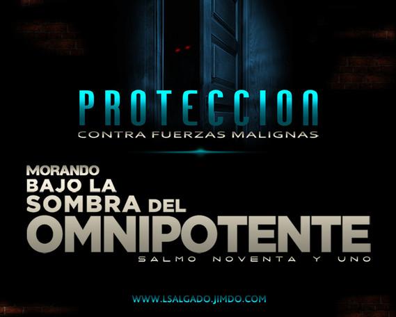 WALLPAPER:  PROTECCION CONTRA FUERZAS MALIGNAS