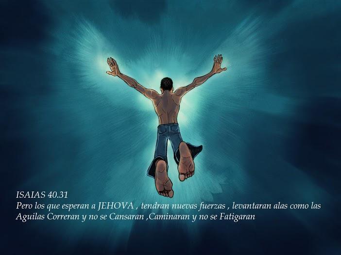 Wallpaper:  Isaias 40:31