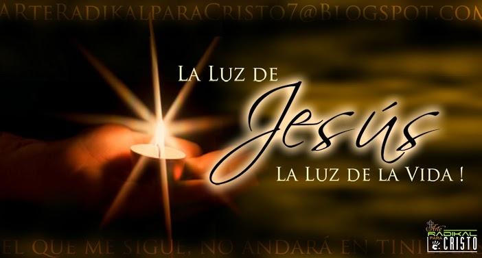 LA LUZ DE LA VIDA: JESUS
