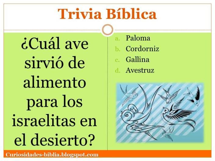 Trivias Biblicas 1