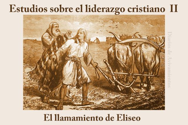 llamamiento de Eliseo
