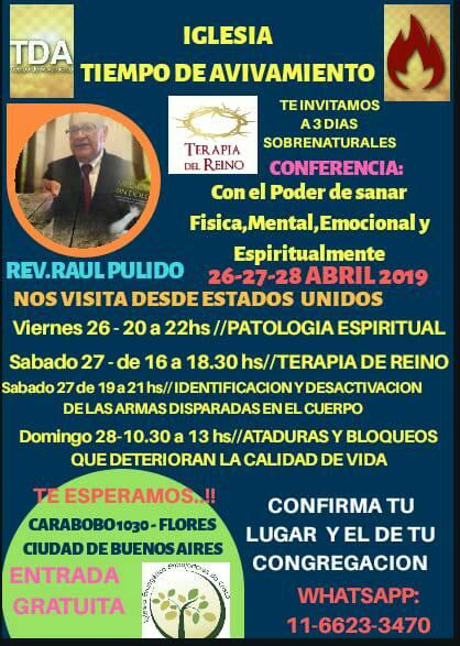 FOLLETO DEFINITIVO CONFERENCIA REV. PULIDO