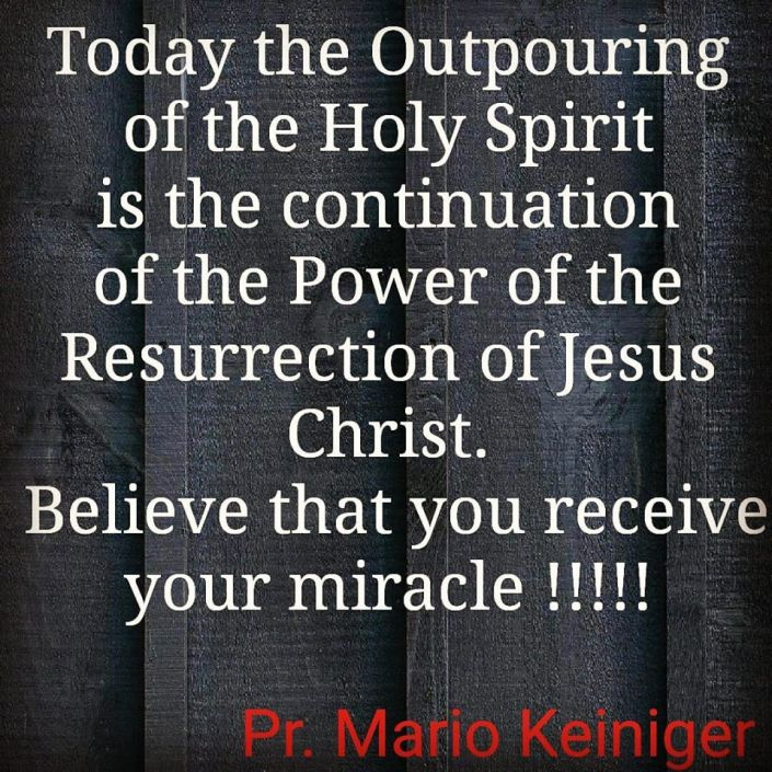 EL PODER DE LA RESURRECCION INGLES